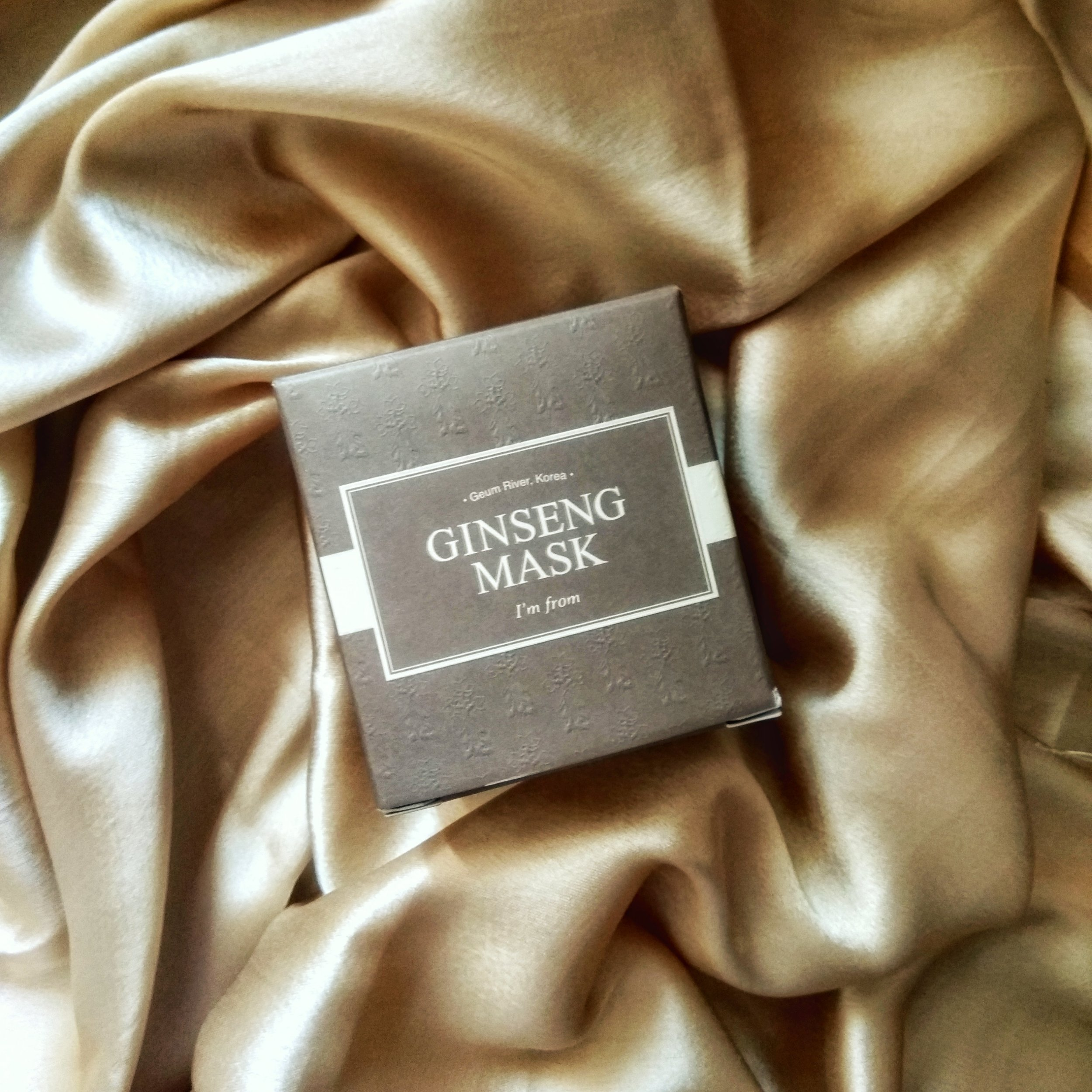 I'm From Ginseng Mask - Photo Three
